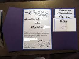 diy pocket invitations how to make wedding invitations with pockets yourweek 179e0eeca25e