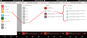 podcasts on android sonos podcasts via android and pocket casts bbrks me