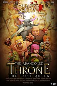 wallpaper coc keren for android clash of clans game of throne parody tv poster by chchcheckit on