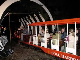 Halloween Ghost Train by Station House U0026 Train Birmingham Rail Road Park Station