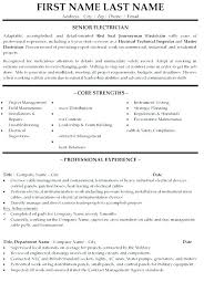 electrician resume exles resume entry level electrician resume for an exles of resumes