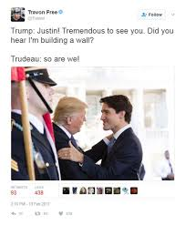 Justin Trudeau Memes - the internet couldn t stop creating epic memes from donald trump and