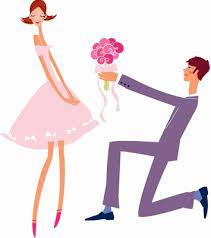 images mariage journal d une future mariée sensations après la demande en