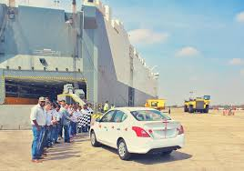 nissan micra used car in chennai nissan exports its 500 000th made in chennai car
