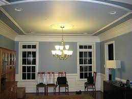 Indirect Lighting Ceiling Tray Lighting Ceiling Modern Gypsum Tray Ceiling Lights Design For
