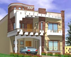 3d front elevation com pakistan 5 marla very modern house luxihome