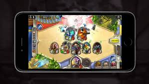 hearthstone android hearthstone on iphone allows cross play with and pc gamespot