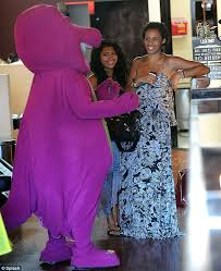 2020 Other Images Barney And by The Saturdays Finally Mixing With The Stars Of Los Angeles As They