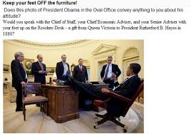 Feet On The Desk Black Man Puts His Feet On Desk Wingnuts Furious Wonkette