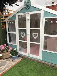 Pretty Shed by Mrs Mummy Wright She Shed