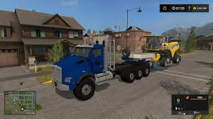minecraft semi truck semi hauler truck v1 0 modhub us