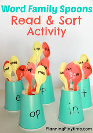best 25 word family activities ideas on in word