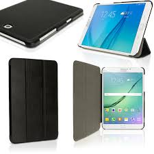 samsung galaxy tab s2 black friday igadgitz pu leather smart cover case for samsung galaxy tab s2 8