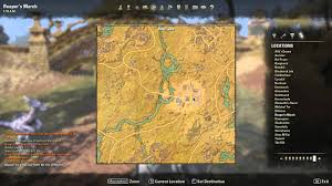 Treasure Maps Eso Treasure Maps Reaper U0027s March Ce Youtube