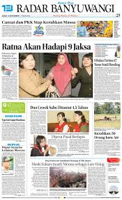 radar banyuwangi 14 september 2012 by wardhan m isnaeni issuu