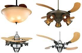 fan with retractable blades ceiling fan retractable blade with light martec contemporary wraptor