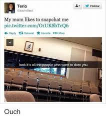 Terio Memes - terio follow my mom likes to snapchat me pictwittercom01uksbtcq6