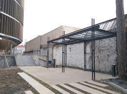 siege social mobilier de guyon pergola via verde sur mesure grenoble mobilier urbain