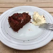 chocolate cherry cake traditional german recipe