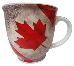 canadian flag coffee cup canadian flag coffee cup canadian flag