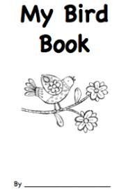 free printable bird book birding kids buggy buddy