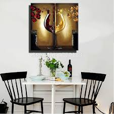awesome wine wall art decorating dining room 14 on dining room