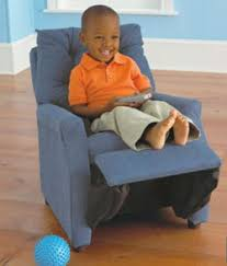 Recliner Chair For Child Jcpenney S Toddler S Recliner Chair Lets Your Kid Kick Back