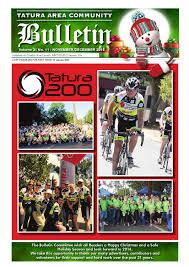 bulletin september edition by tatura bulletin issuu