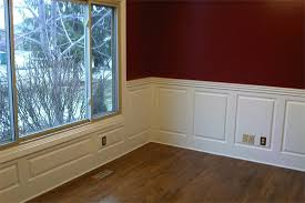 Wainscoting Ideas For Dining Room Room Wainscoting Ideas From Wainscoting America Customers