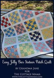 Ideas Design For Colorful Quilts Concept 25 Unique 16 Patch Quilt Ideas On Pinterest 9 Patch Quilt