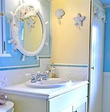 beachy bathroom ideas startling frame bathroom mirrors inspired coastal bathroom