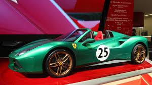 ferrari 488 engine ferrari 488 spider 70th anniversary paris motor show motor1 com