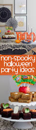 scary halloween party ideas tips for a non scary kids halloween party yellow bliss road