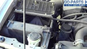 2002 toyota 4runner engine replace 1996 2002 toyota 4runner air filter how to change install