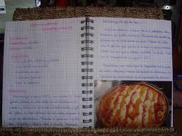 mon cahier de cuisine ma pour la cuisine la p tite cuisine d andy