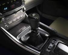 lexus shift lexus f sport shift knob carbon fiber leather manual ptr 51 53081