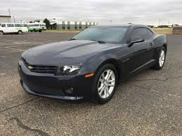 2014 1lt camaro pre owned 2014 chevrolet camaro lt w 1lt coupe in lubbock