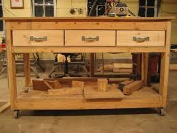 Build A Desk With Drawers Best 25 Workbench With Drawers Ideas On Pinterest Plywood
