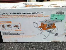ridgid table saw r4513 parts ridgid 10 table saw ebay