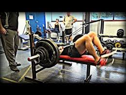 Bench Press Heavy At What Weight Does The Bench Press Become Heavy Enough That The