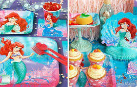 mermaid party supplies disney the mermaid party supplies birthdayexpress