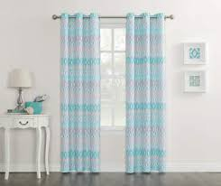 Teal Curtain Curtains Window Treatments Big Lots