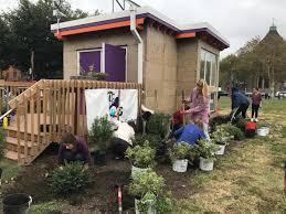 backyard tiny house temple tiny house office of sustainability