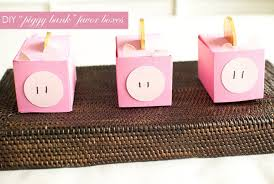 piggy bank party favors piggy bank favor boxes pictures photos and images for