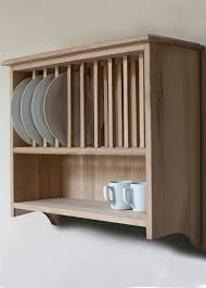 Kitchen Cabinet Dish Rack 129 Best Open Shelves And Plate Racks Images On Pinterest