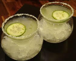 cucumber margarita recipe cucumber basil martini boozed infused