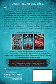 amazon com siege and storm the shadow and bone trilogy
