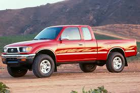toyota 4wd 20 years of the toyota tacoma and beyond a look through the years