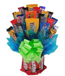 food bouquets candy bouquet candy delivery fromyouflowers