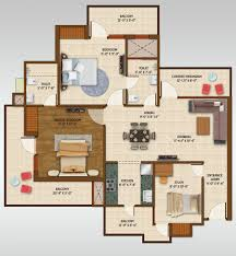 2bhk floor plan ace aspire residential project residential apartments in greater